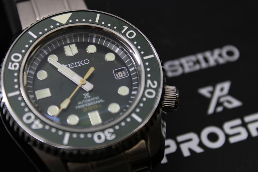 世界限定1968本。30万円の時計が再び入荷。【SEIKO / セイコー】1968メタニカルダイバーズ買取/SBDX021