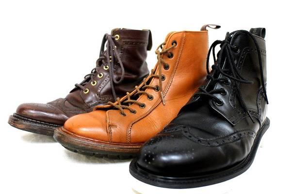 「東戸塚のブーツ 」