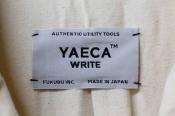 YAECA〈ヤエカ〉のショップコート入荷!!