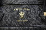ADMJ(エー ディー エム ジェー)からエレガンスなハンドバッグ入荷