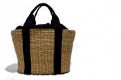 MUUN(ムーニュ)から人気の巾着付カゴバッグ入荷