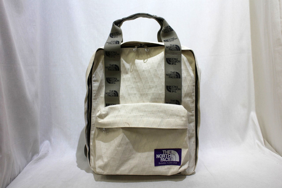THE NORTH FACE PURPLE LABEL/2WAYリュックが入荷です!