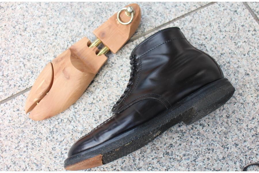 高級革靴の王道!ALDEN/オールデン コードバンタンカーブーツのご紹介!