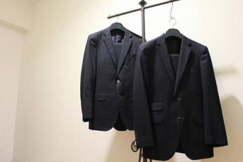 買取のスーツ