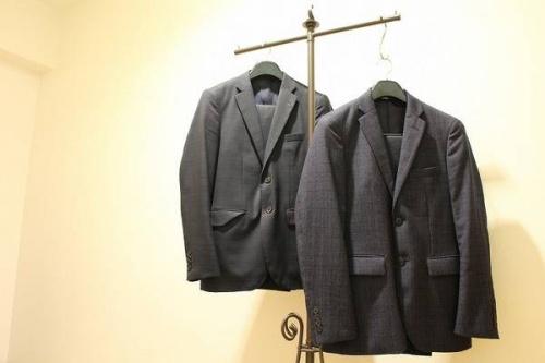 スーツのメンズ