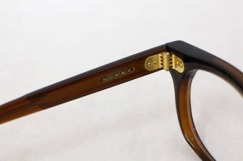 TENDERLOINの伊達眼鏡