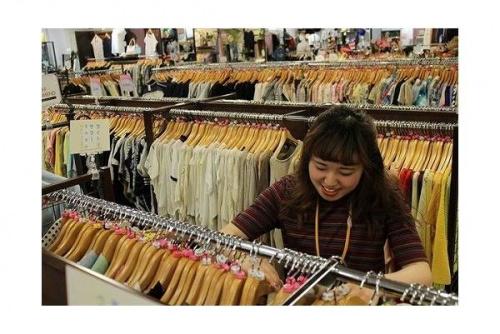 ファッションの東戸塚
