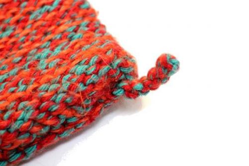 編みバッグのコレクション