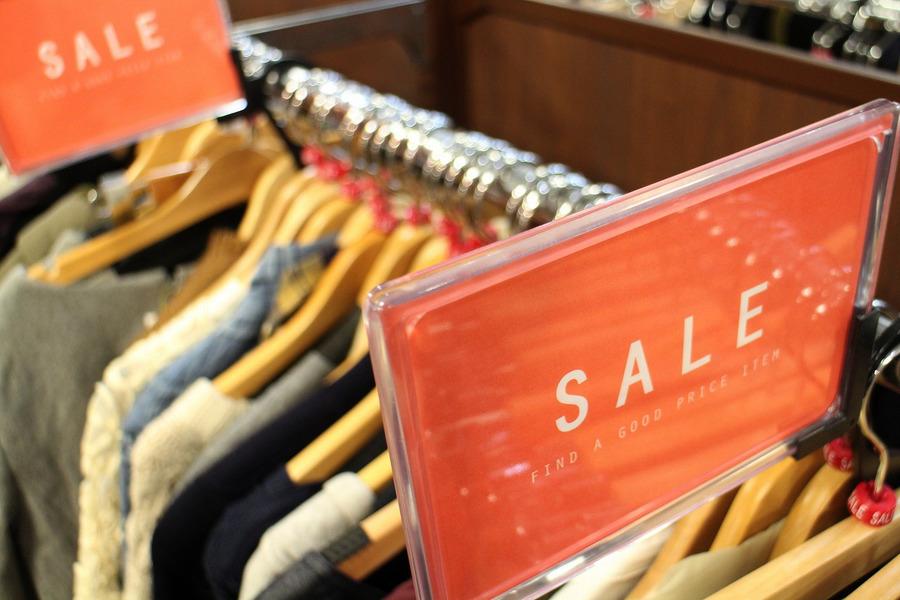 セール情報のSALE