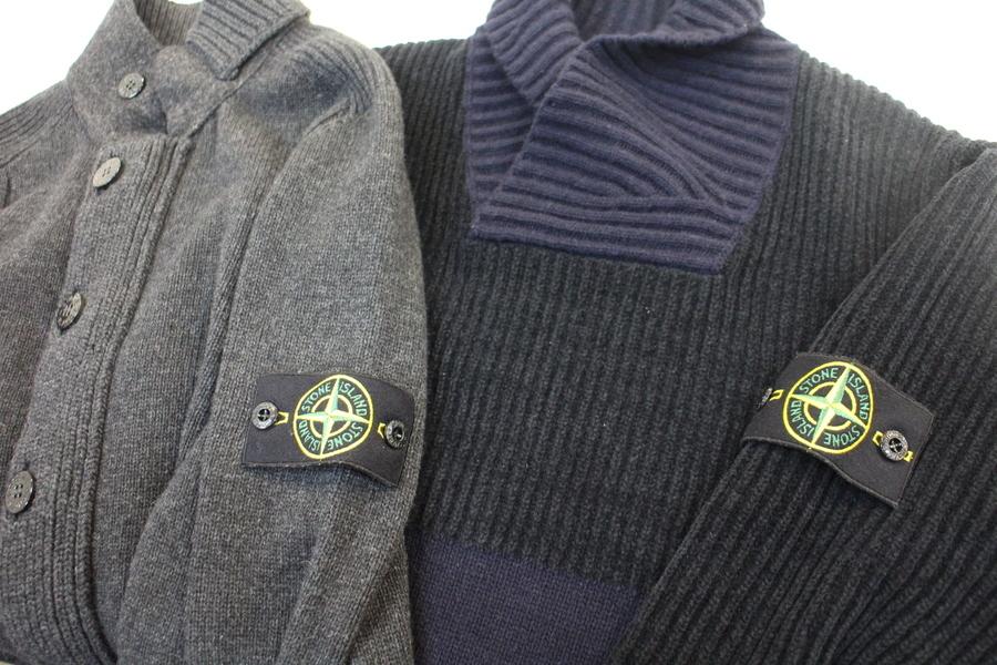 ストーンアイランドのジャケット