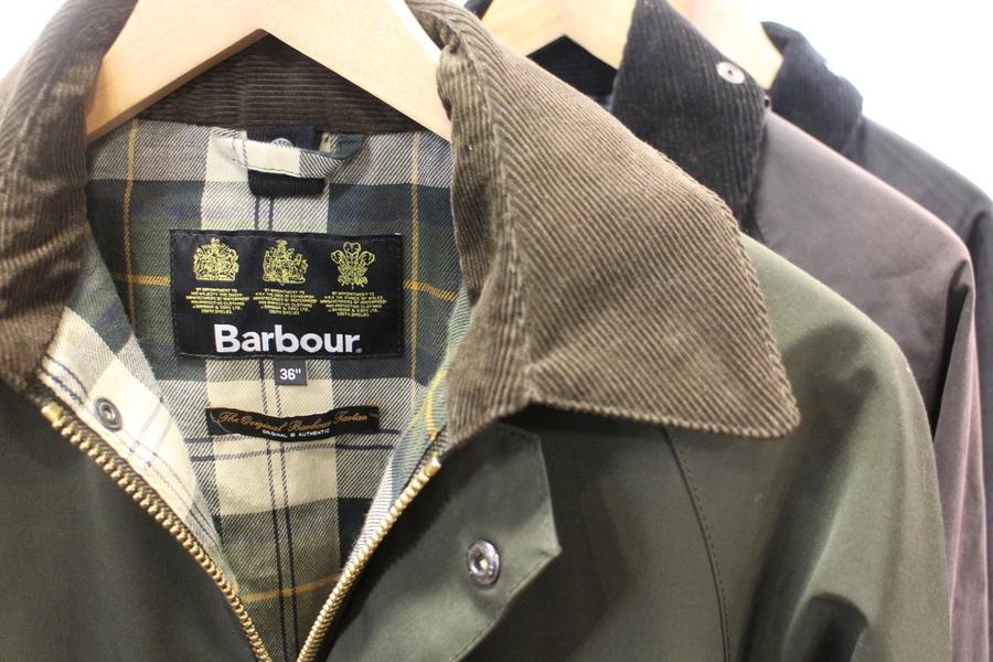 秋冬定番のアウター!Barbour/バブアー ビデイルジャケット特集!【BEDALE】