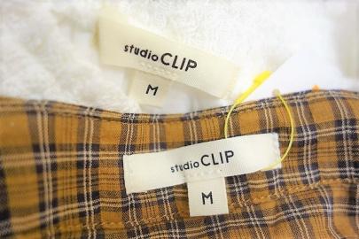 「studio CLIPのブラウス 」