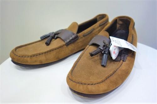 古着屋の靴