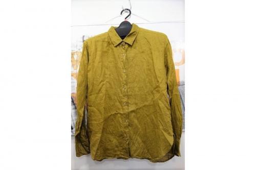 リネンシャツの古着