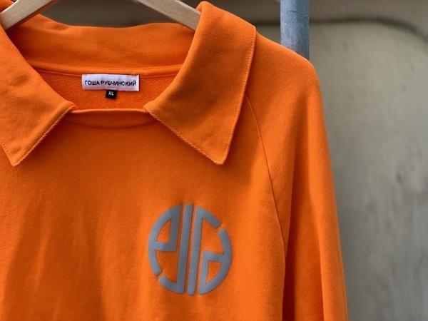 "Gosha Rubchinskiy(ゴーシャラブチンスキー)より""Collared Sweatshirt""入荷しました!!"