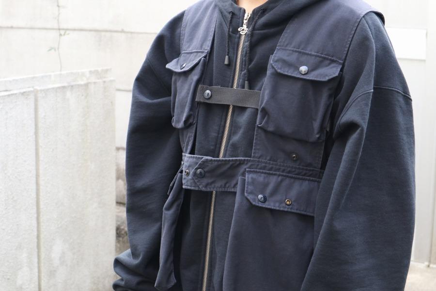 Engineered Garments(エンジニアードガーメンツ)より名作シューティングベストが入荷です!