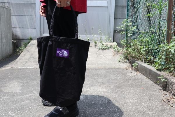 アウトドア界のトップ!!THE NORTHFACE PURPLELABELからバッグを二点ご紹介!!