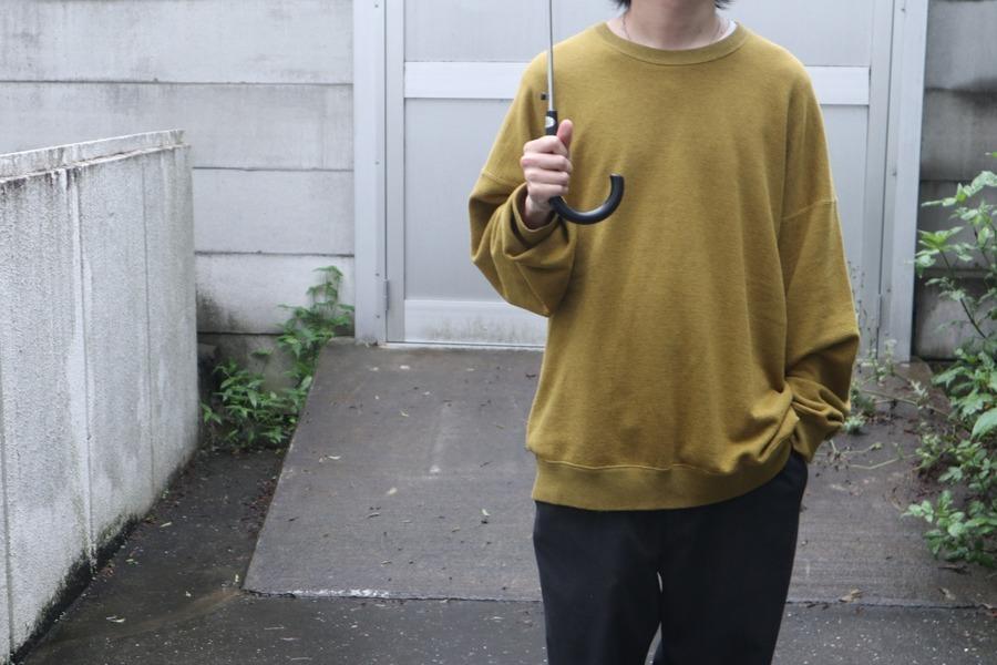 大注目のドメブラ!!【URU】のスウェット入荷!!