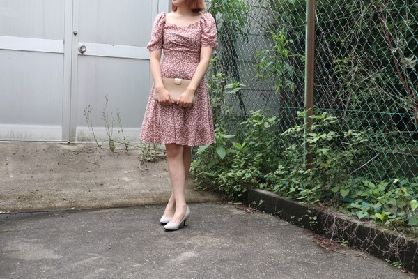 【Her lip to CherryPatternCache-Coeur MiniOne-Piece】が入荷致しました!!