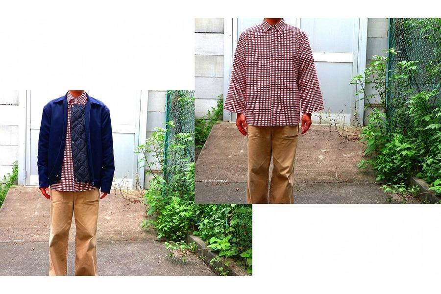 【MARNI/マルニ】から二点、柄シャツとギャザーヘムライトジャケット入荷致しました!!