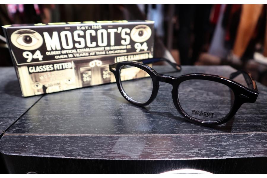 【MOSCOT/モスコット】から定番の人気アイテムLEMTOSH入荷致しました!!