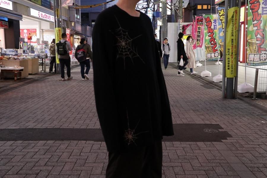 「ドメスティックブランドのYohji Yamamoto BLACK SCANDAL 」