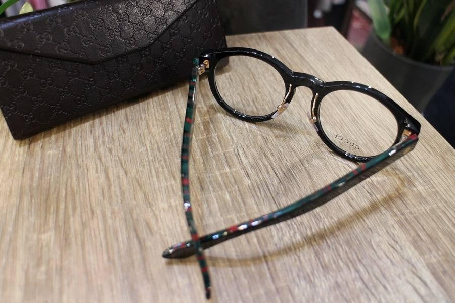 町田古着の伊達眼鏡