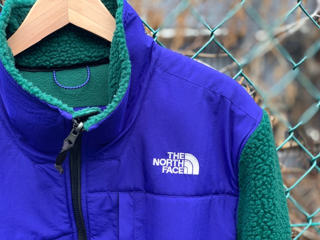 THE NORTH FACEのコラボ