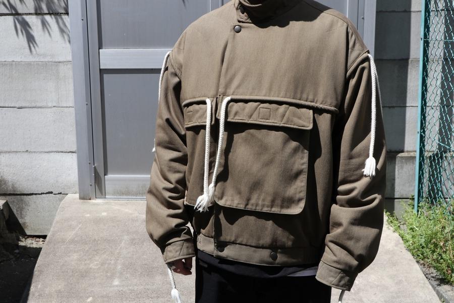 17AWのジャケット
