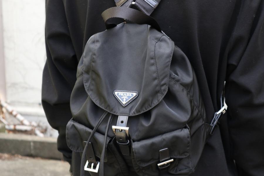 プラダのバッグパック・ハンドバッグ
