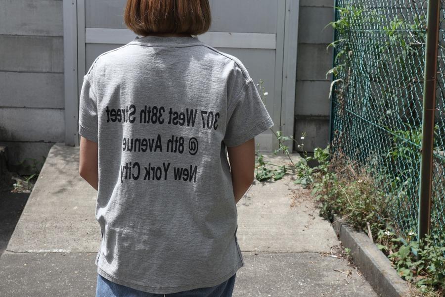 エンジニアードガーメンツのTシャツ