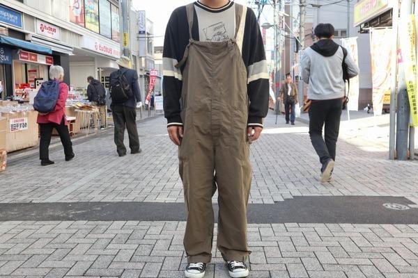 ドメスティックブランドのEngineered Garments