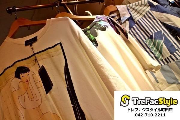 インポートアイテム多数取り扱い中!!【古着買取トレファクスタイル町田店】