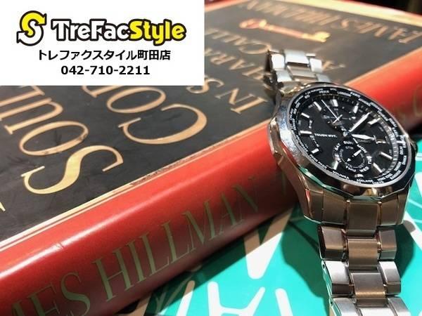 CASIO/OCEANUSより、高級感満載!ハイスペック腕時計入荷しました!!!
