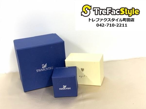 SWAROVSKI(スワロフスキー)、agete(アガット)など・・人気ブランドアクセサリー続々入荷!!