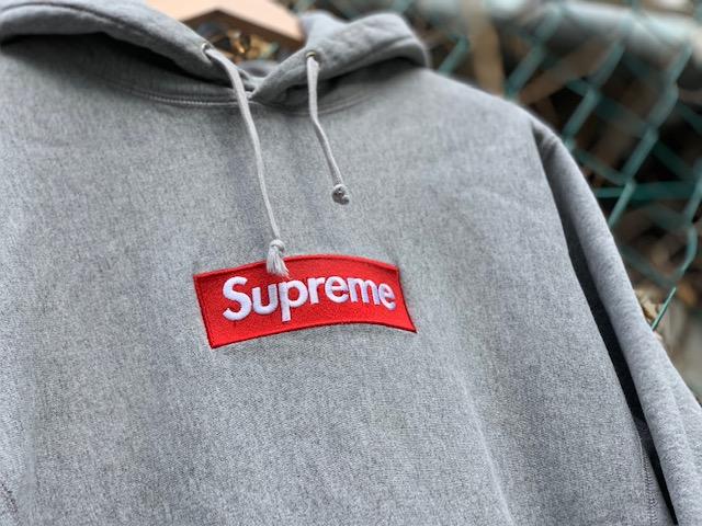 "Supreme(シュプリーム)より、待望の""Box Logo Hooded Sweatshirt""入荷しました!!"