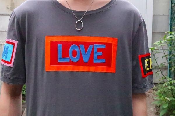 「FENDI/フェンディ」よりあの日本限定popupで話題のPaint Words Tシャツ入荷しました!