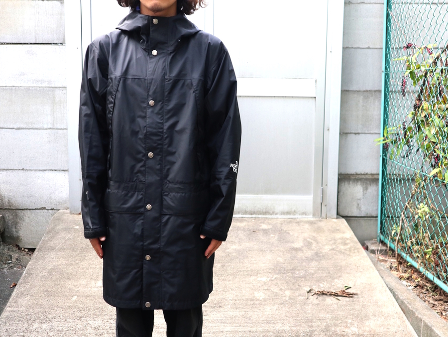 【THE NORTH FACE/ザノースフェイス】からMountain Raintex Coatまとめて3着入荷!!
