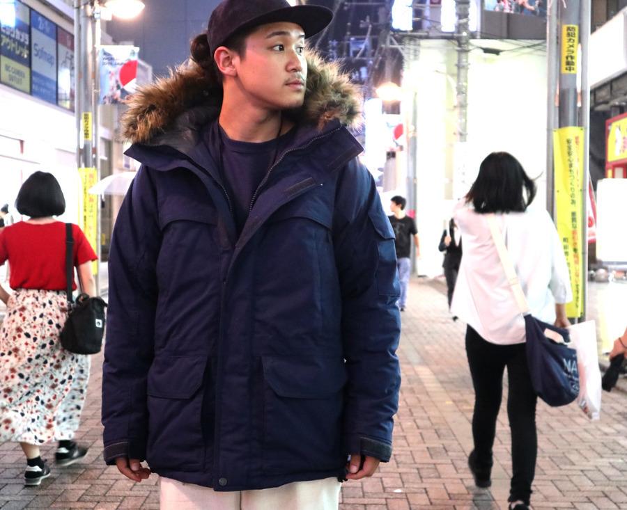 【THE NORTH FACE/ザノースフェイス】最上級の極暖ダウン、MCMURDO PARKA入荷致しました!!