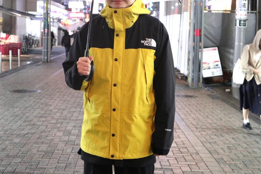 【THE NORTH FACE/ザノースフェイス】から大人気アイテム、Mountain Light Jacket LY入荷!!