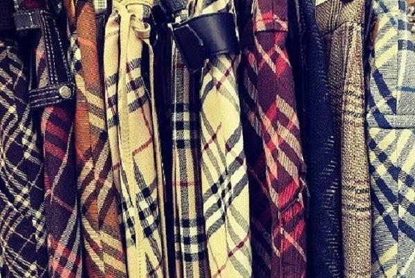 「ノヴァチェックのコート 」