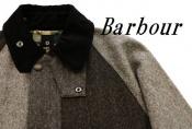 SHIPS別注のBarbour/バブアー、堂々の未使用入荷。