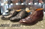 【新入荷】極上の革靴が揃い踏み
