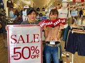 【3連休2日目!!】お買い得アイテム出現!〜レディースキャリアセレオリもな、なんと!?編〜