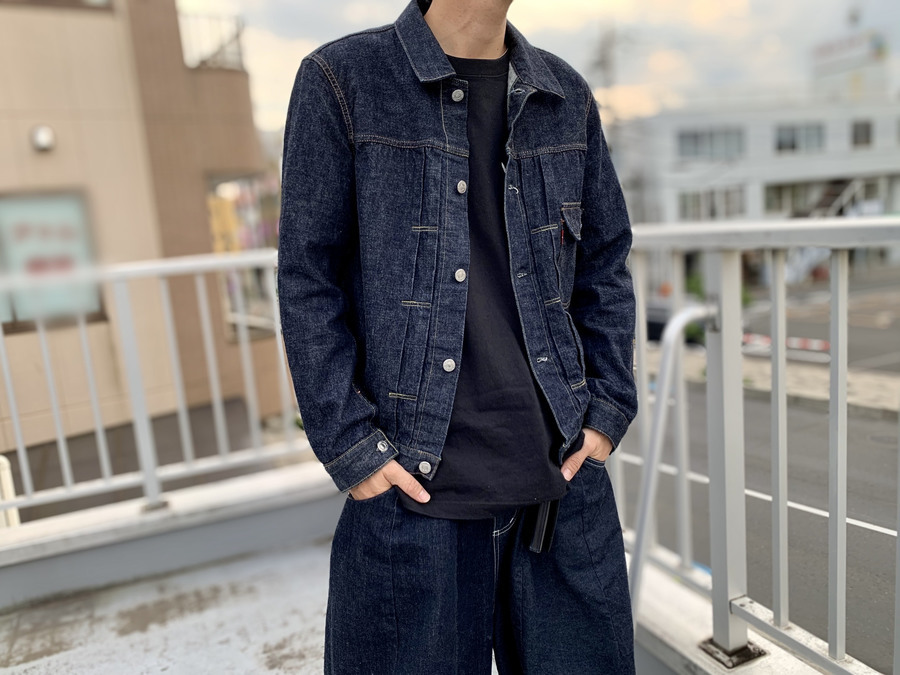 「アメカジブランドのTCB jeans 」