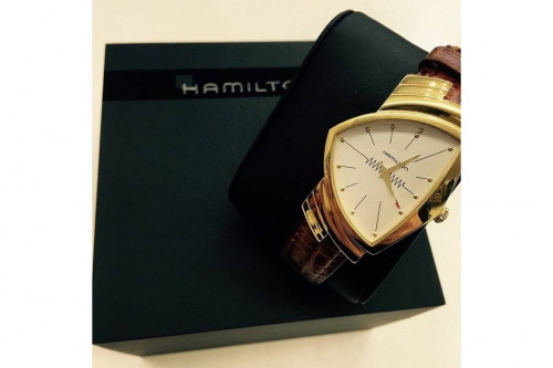 HAMILTON ハミルトンの60周年モデル