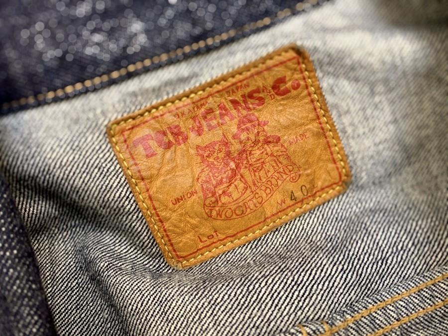TCB jeansのティーシービー ジーンズ