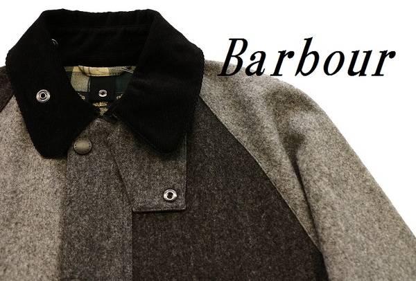SHIPS別注のBarbour/バブアー、堂々の未使用入荷。【トレファクスタイル小手指店】
