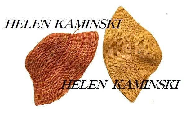 確かな手触りを。HELEN KAMINSKI/ヘレンカミンスキー入荷【古着買取トレファクスタイル小手指店】