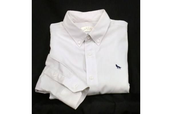 「アダムエロペのボタンダウンシャツ 」